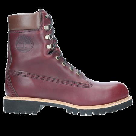 """Timberland USA Made 8"""" Boot - Burgundy"""