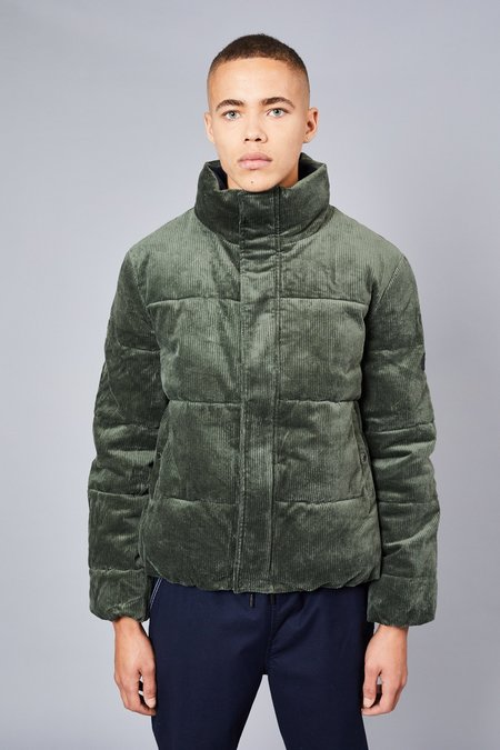Native Youth VANGUARD PUFFA - KHAKI