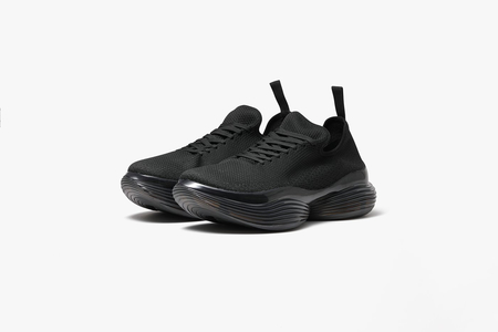 grounds Interstellar Shoes - Black