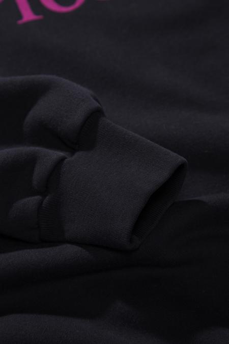 Unisex Aries No Problemo Sweatshirt - Black