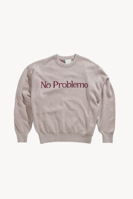 Unisex Aries No Problemo Knit Jumper