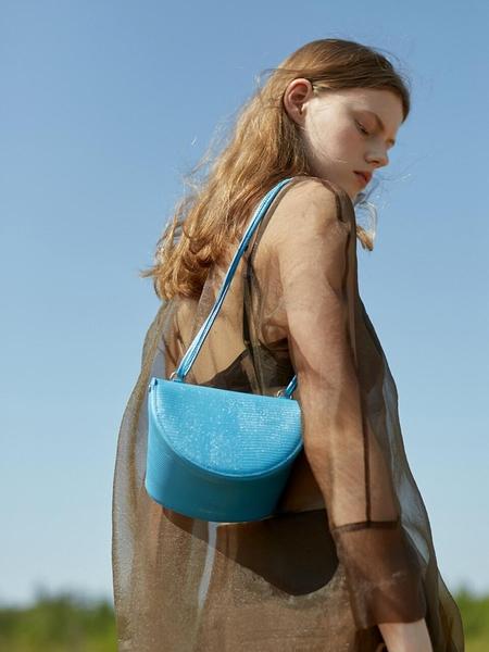 LateLee Studio Mini Barrel Bag