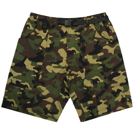 Gramicci shell gear shorts - Camo