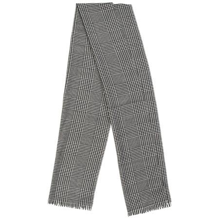 A.P.C. sasha scarf - black