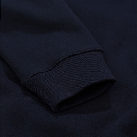 Norse Projects vagn classic crew - Dark Navy
