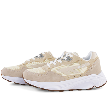 unisex Hi-Tec HTS74 silver shadow sneakers - Beige/Off White