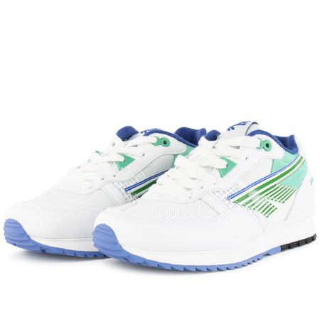 unisex Hi-Tec HTS74 sneakers - White/Evergreen