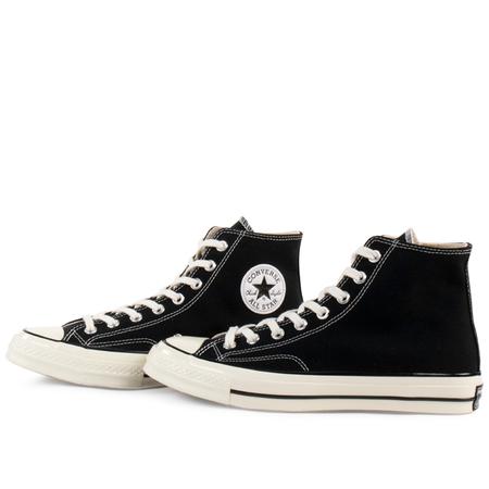 unisex Converse chuck 70 - Black/Egret