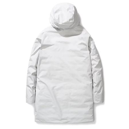 Norse Projects rokkvi 5.0 gore tex jacket - Glacier Grey