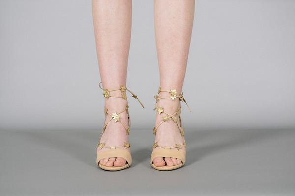 f886d90b1e3 Loeffler Randall Arielle Star Lace Up Sandals.  325.00 228.00. Loeffler  Randall