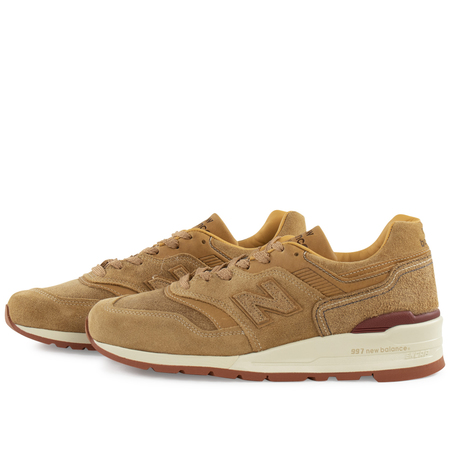 New Balance red wing sneaker - Tan