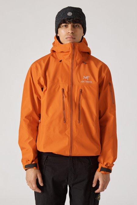 Arc'teryx Alpha SV Jacket - Trail Blaze