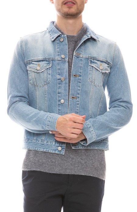 Harmony Dimitri Denim Jacket - LIGHT BLUE