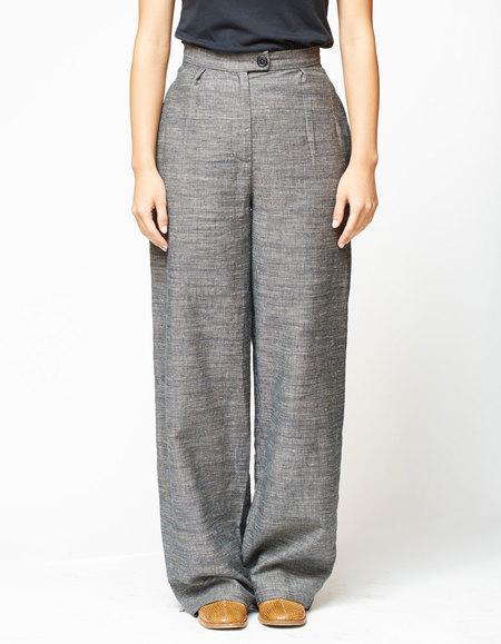 H Fredriksson Dio Long Pant - Grey