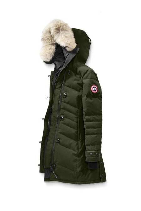 Canada Goose Lorette Parka - Military Green
