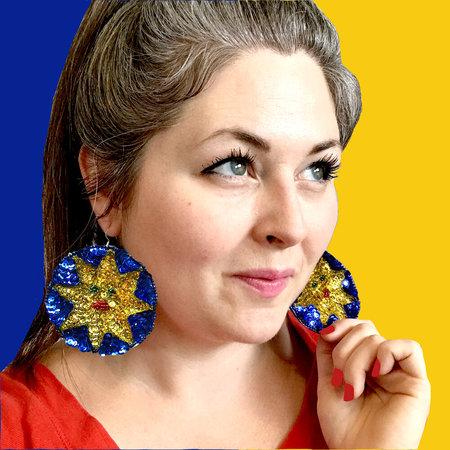 DittoHouse Sunshine Earrings