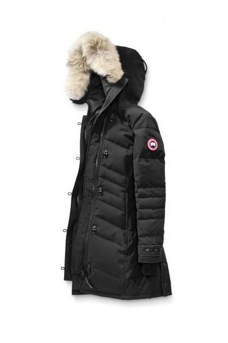 Canada Goose Lorette Parka - Black