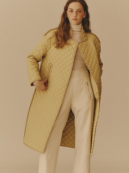 WNDERKAMMER Diamond Embroidery Jumper - Yellow
