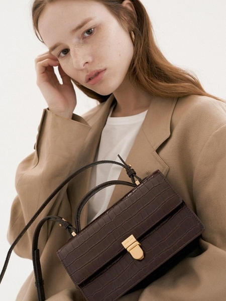 OTHER AND More Bag - Brown