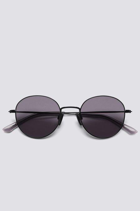 Sun Buddies Metal Ozzy eyewear - Black/Clear Grey