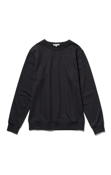 Richer Poorer Crew Sweatshirt - Black