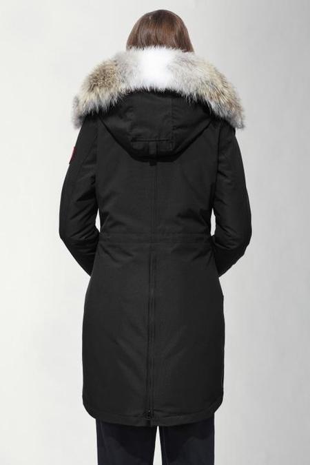 Canada Goose Rossclair Parka - Black
