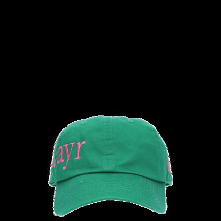 Layr Never No More Logo Hat