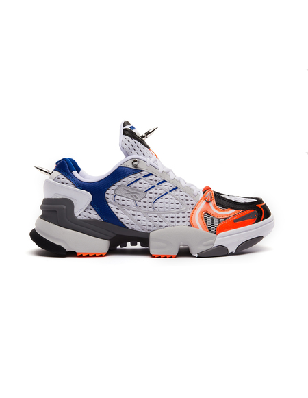 Vetements Spike Runner 400 Sneakers - Grey/Orange