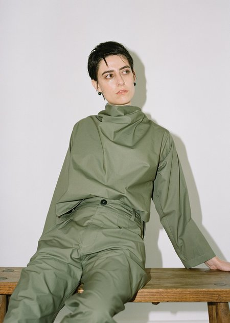 REIFhaus Astrid Top - Olive