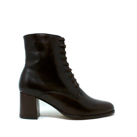 Anthology Paris Dyna Boots - Chocolate Brown