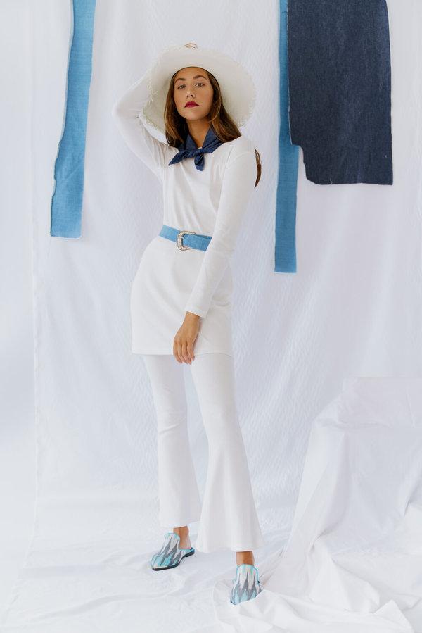 SIZ Mertz Trousers - Off White