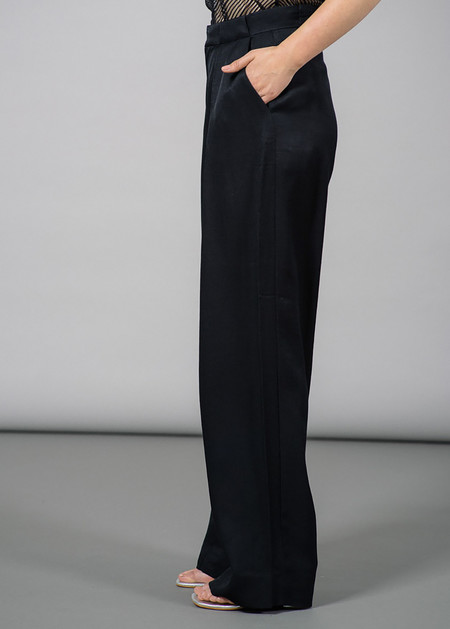 Whyred Renee Front Pleated Trouser