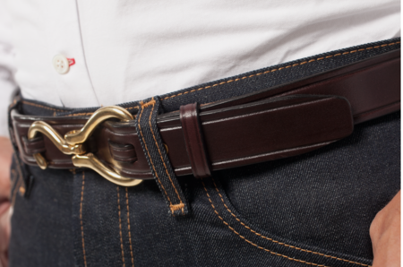 Apolis Hoofpick Belt - Brown