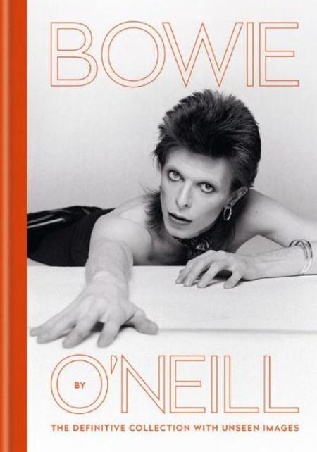 Hachette Bowie By O'Neill Hardcover Book