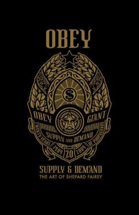 "Penguin Random House ""Obey: Supply and Demand"" by Shepard Fairey Book"