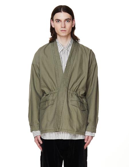 Visvim Peerless Cotton Kimono Jacket