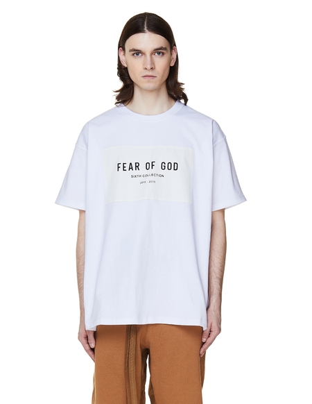 Fear of God Sixth Collection T-Shirt - White