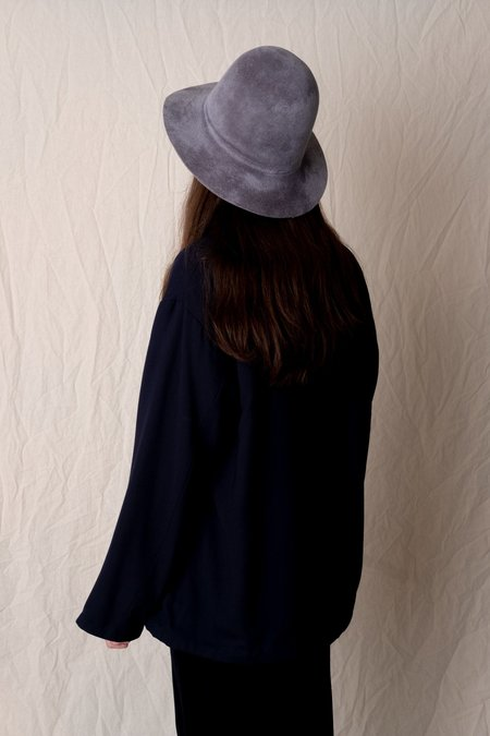 Brookes Boswell Benning Plush Velour Hat