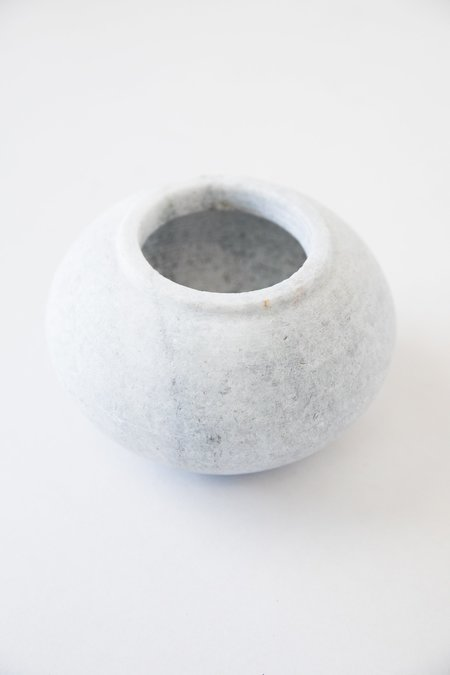 Creative Co-Op Tenaja Marble Vase