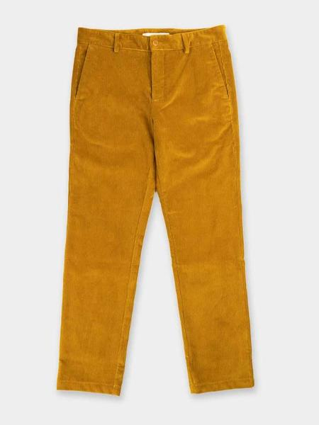 Norse Projects Albin Corduroy Montpellier - Yellow