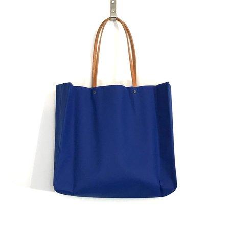 Hoi Bo Paper Market Tote - Electric Blue