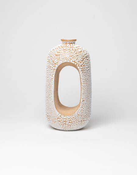 Natan Moss ceramics Ceramic Hollow Vase