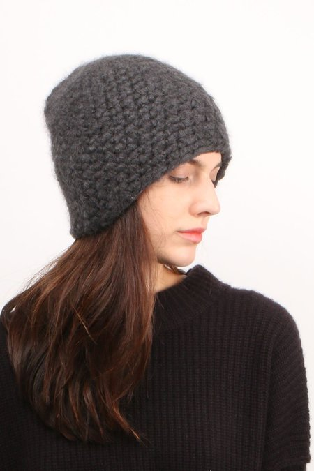 KARAKORAM ACCESSORIES Knit Beanie - Charcoal