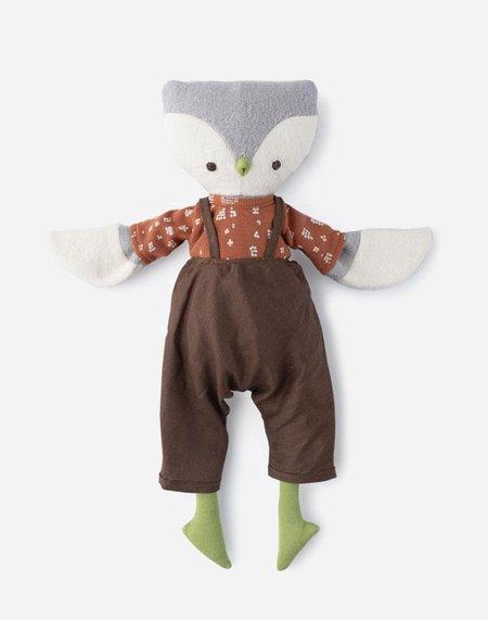 Kids Hazel Village Jeremy Owl Doll