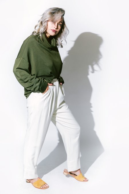 Corinne Ricci Tunic - Olive