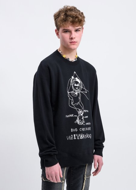 JohnUNDERCOVER Generation Sweater - Black