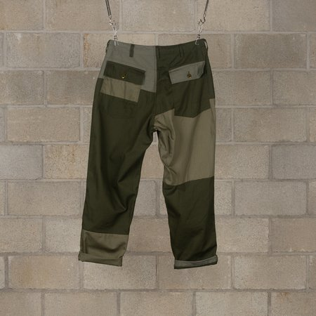 Engineered Garments Fatigue Cotton Heavy Twill Pant - Olive