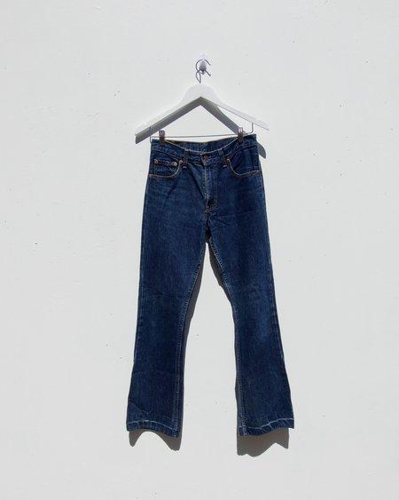 Vintage Levi's Blue Denim Jeans
