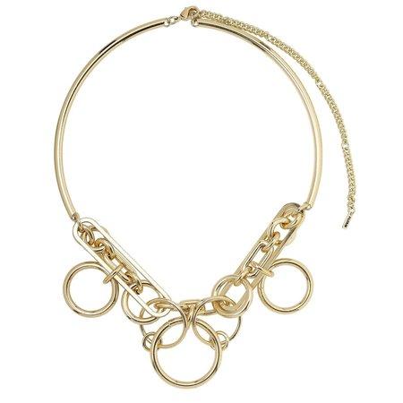 Pilgrim Necklace - Gold