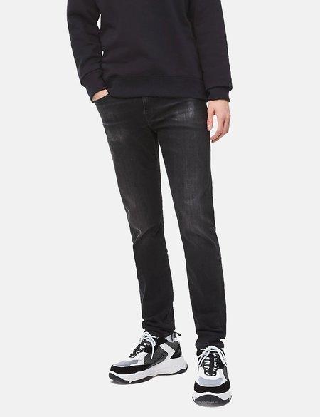 Calvin Klein Jeans CKJ 058 Slim Taper Jean - Black
